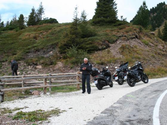 Am Manghen Pass